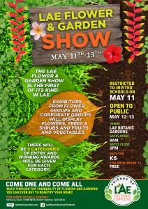 Lae Flower Show