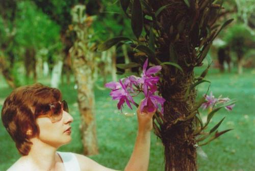 Bev RInguet Botanical Gardens Lae 1976_Bev Melrose.jpg