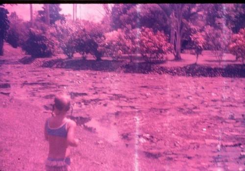 Trisha Hamilton at Lae Botanic Gardens_Sept1967_from Jon and Jan Hamilton.jpg